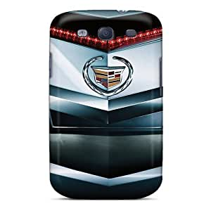New FYp2093IQMU Cadillac Cts Coupe Skin Case Cover Shatterproof Case For Galaxy S3