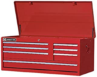Wright Tool WT877 41-Inch 7-Drive Chest, 40-1/2-Inch W x 20-1/2-Inch H x 17-7/8-Inch D, Red (B00A1BORUC) | Amazon price tracker / tracking, Amazon price history charts, Amazon price watches, Amazon price drop alerts