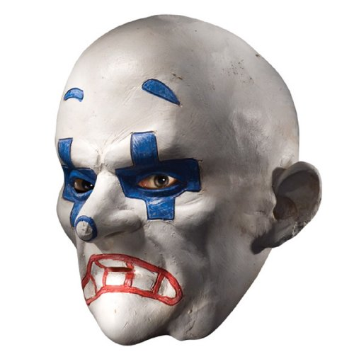 Joker Clown Mask Costume -