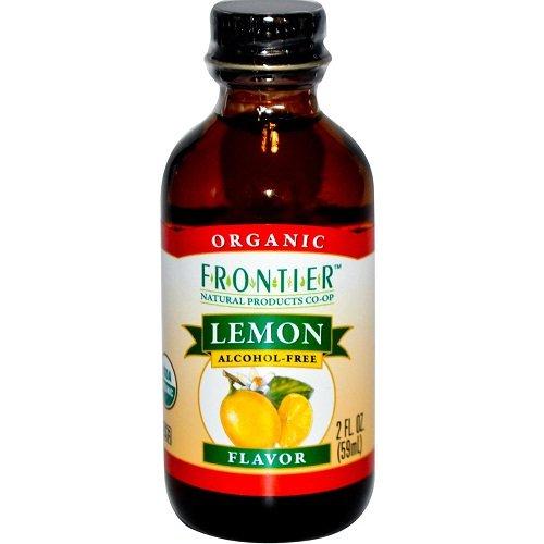 lemon extract alcohol free - 4