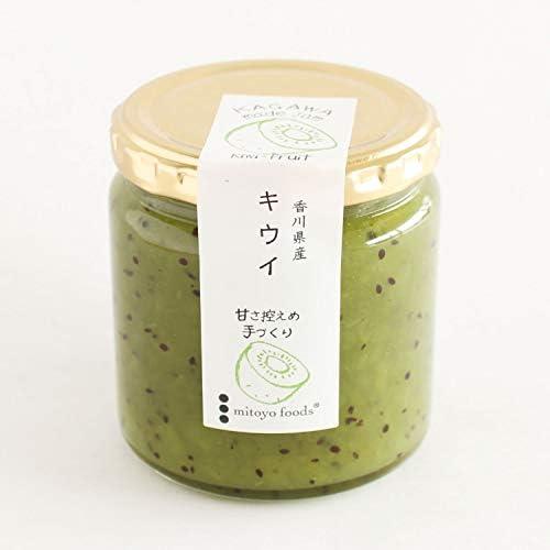ミトヨフーズ キウイジャム 250g 低糖度