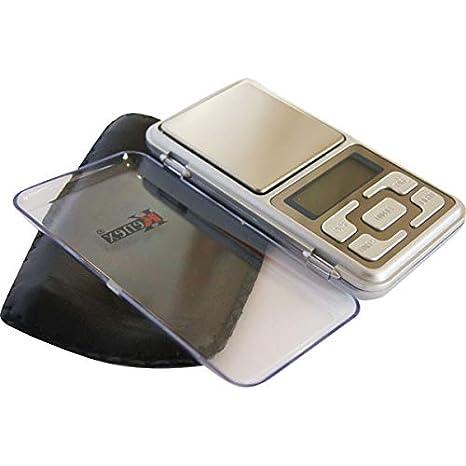 Kenex - Báscula de precisión VIP 200 g, precisión de 0,01 g ...