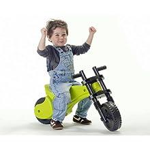 YBIKE Balance Bike, Green