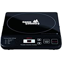 Open Country PIC-14SK Portable Induction Cooktop