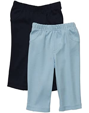 Baby Boys' 2-Pack Pant