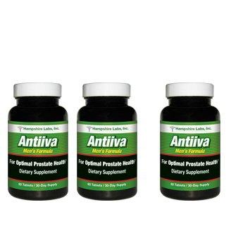 Hampshire Labs Antiiva - 60 Tablets by Antiiva