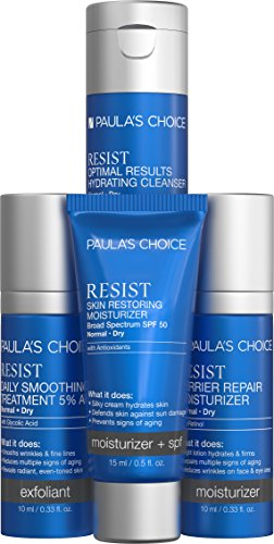 Paula's Choice RESIST Travel Kit for Normal to Dry Skin ()