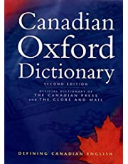 Canadian Oxford Dictionary