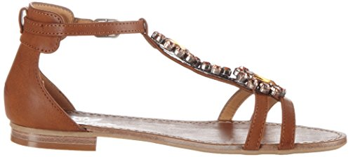 Fritzi aus Preußen Sandals 02, Women's Heels Sandals Brown (Nougat 012)