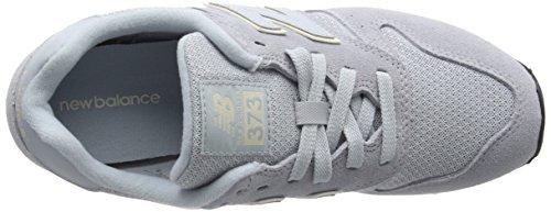 373 New Donna Grey Balance Sneaker Grigio Gry qCCxg0S