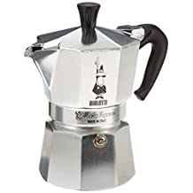 Moka Express Stove Top Traditional Italian Espresso Coffee Maker Pot Pot - 3 Cup