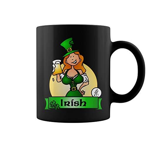 Irish Girl Mug - Coffee Mug Gift Coffee Mug 11OZ Coffee Mug