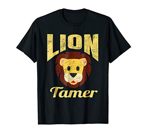 Lion Tamer Costume T-Shirt -