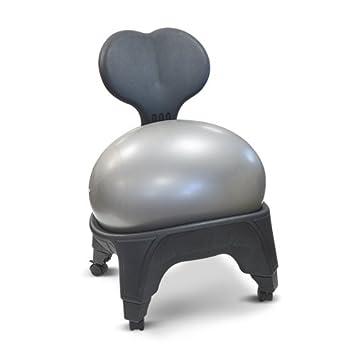 Standezza Chaise Ergonomique Avec Ballon DExercise STBC