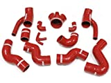 Autobahn88 Intercooler Silicone Hose Kit fits for