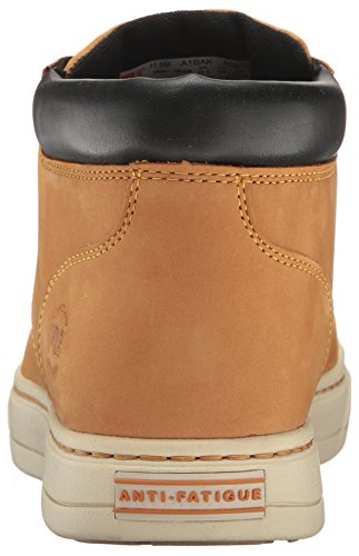 Alloy Eh Construction Wheat Nubuck Men's Pro And Industrial Toe Shoe Chukka Timberland Disruptor Safety IxH4a0A4qw