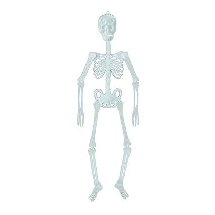 MINQISU - Marco de Esqueleto para Halloween, diseño de Calavera ...