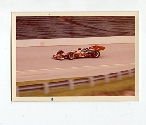 Swede Savage-#42-Indy 500-3.5x5-Racing Photo ()
