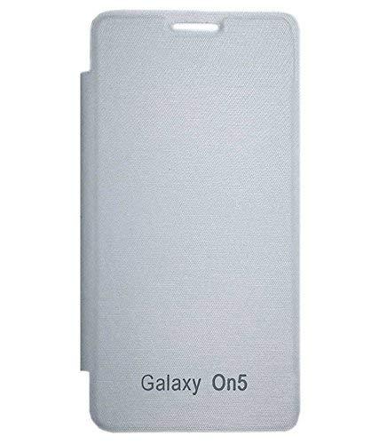 brynn flip cover for samsung galaxy on5   white