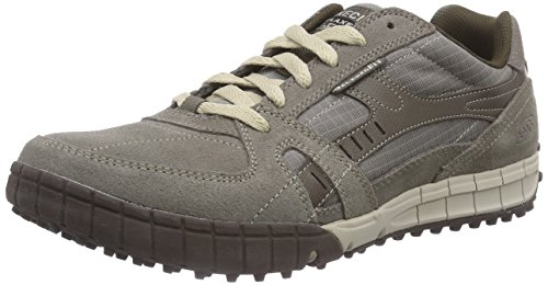568191638e5a8 Skechers Relaxed Fit Floater Mens Sneakers Dark Taupe 10.5 - Buy Online in  Oman. | Shoes Products in Oman - See Prices, Reviews and Free Delivery in  Muscat, ...