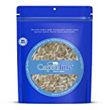 Capsuline - Size 0 Empty Gelatin Capsules - 500