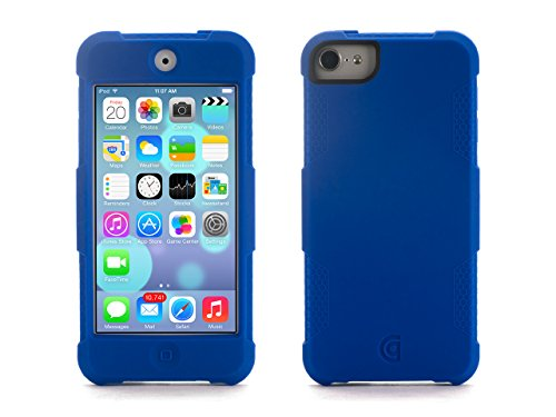 (Griffin Survivor Skin for iPod Touch (5th gen.), Blue)