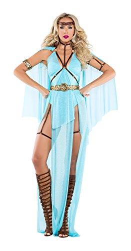 [Starline Women's Goddess of War, As Shown, X-Large] (Athena Adult Costumes)