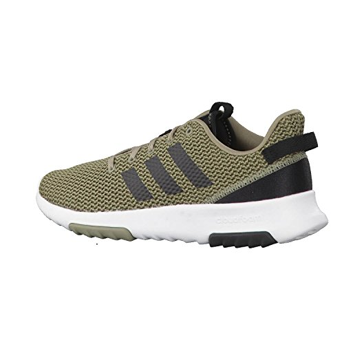 adidas CF Racer TR, Chaussures de Sport Mixte Adulte Vert (Trace Olive F17/core Black/trace Cargo S17)