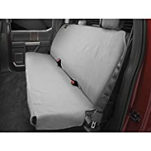 WeatherTech DE2020GY Seat Protector