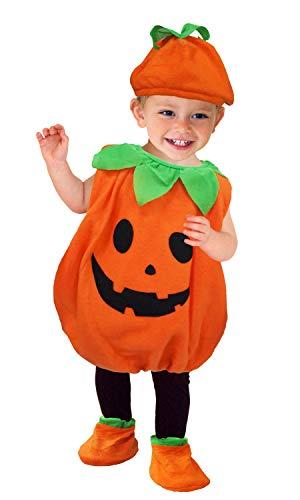 CBM Halloween Costumes Baby Boys Girls Pumpkin Halloween Costumes Toddler -