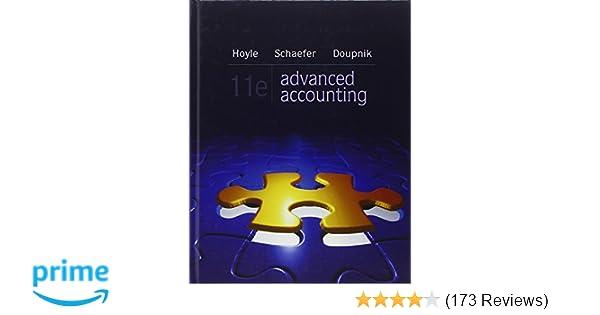 Amazon advanced accounting 9780078025402 joe ben hoyle amazon advanced accounting 9780078025402 joe ben hoyle thomas schaefer timothy doupnik books fandeluxe Gallery