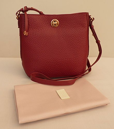 RADLEY Street' Body 179 Small Bag Leather RRP Burgandy Across 'Carey Wine PP60wxrq