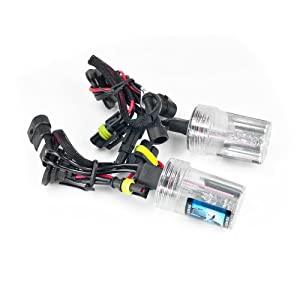 HOT SYSTEM™ Headlight 9006 10000K HID Xenon Bulbs Lights Lamps