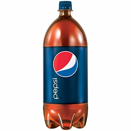 Pepsi Soda, 2-Liter Bottle (Pack of 6)