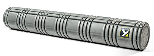 TriggerPoint CORE Multi-Density Solid Foam Roller with Free Online Instructional Videos (36-inch)