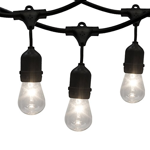 Mercury Heavy Duty Led String Lights : Outdoor & Indoor Edison Style String Lights - Commercial Grade Heavy Duty... eBay