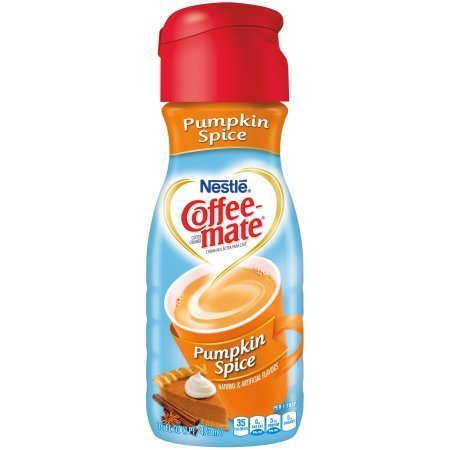 COFFEE-MATE, Pumpkin Spice, Liquid Coffee Creamer, 32 oz (Pack of 6) (Coffee Mate Pumpkin Spice compare prices)
