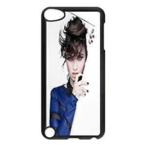 Character Clear Phone Case Demi Lovato For Ipod Touch 5 NC1Q03404