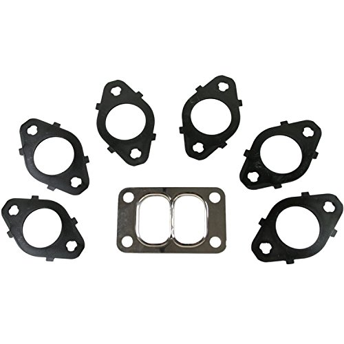 (BD Diesel Performance 1045986 Exhaust Manifold Gasket Set)