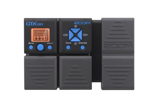 Zoom G1Xon Guitar Effects Pedal with Expression Pedal by Zoom (Image #1)