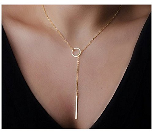 Men's Women's 14K Yellow Gold Plated mm Thin Short Rope Chain Necklace 20
