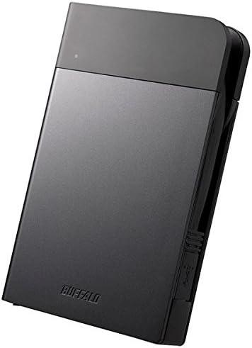 バッファロー ICカード対応MILスペック 耐衝撃ボディー防雨防塵ポータブルHDD 1TB ブラック HD-PZN1.0U3-B AV デジモノ パソコン 周辺機器 その他のパソコン 周辺機器 top1-ds-1317696-sd5-ah [独自簡易包装]