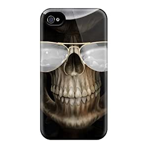 Iphone 4/4s TsU1727uHCf Custom Fashion Grim Reaper Series Protector Cell-phone Hard Cover -JasonPelletier hjbrhga1544