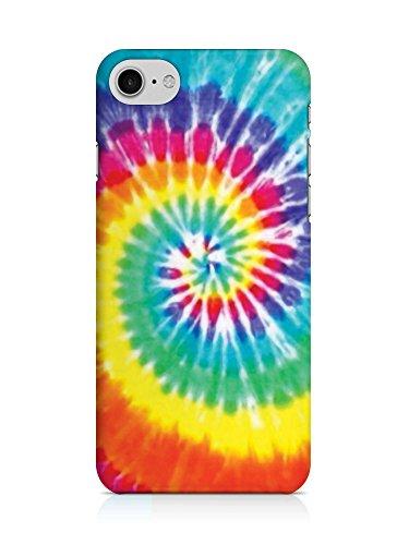 COVER Batik Gipsy Hippie Muster regenbogen Handy Hülle Case 3D-Druck Top-Qualität kratzfest Apple iPhone 7