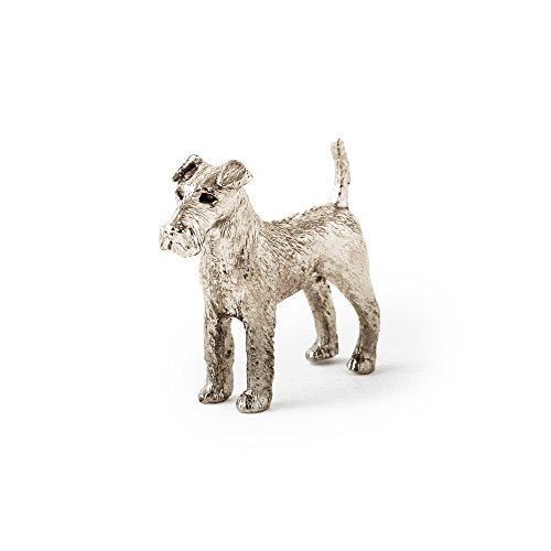 Irish Terrier Made in UK Artistic Style Dog Figurine Collection