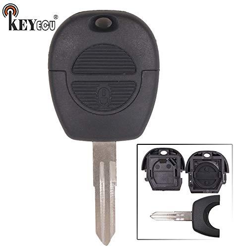 Remote Key Shell for NISSAN Almera Primera Micra X-Trail Navara Key Case Fob 2B