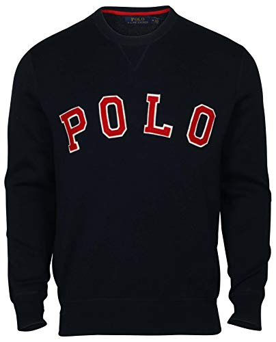 Polo Ralph Lauren Men's Cotton Graphic Sweater