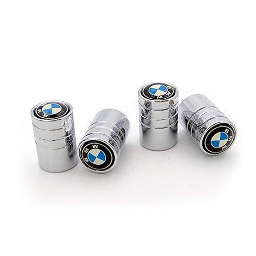 IGGY 4 Caps Tapacubos Compatible Serie 55mm 1 2 3 4 5 6 7 M Z X Tachuelas Llantas Aleaci/ón