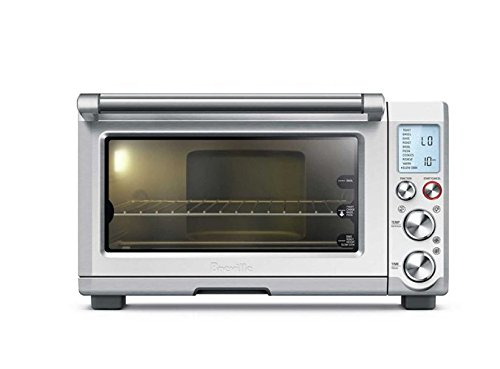 This Convection Countertop Oven Is a Pro Indeed A Must In Every Kitchen Brushed Stainless Steel Toaster Oven Toast Bake Cook Broil Warm Roast Save Time Energy