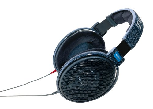 - Sennheiser HD 600 Open Back Professional Headphone